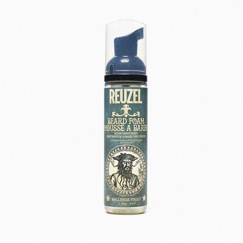Reuzel beard foam | odżywcza pianka do pielęgnacji brody 70ml