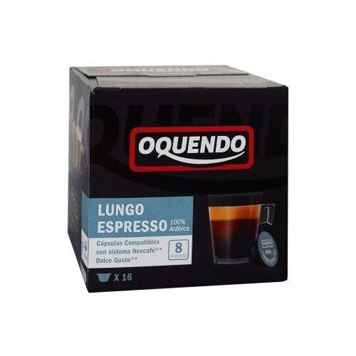 Oquendo Dolce Gusto Lungo Espresso 16 kapsułek (8412956018978)