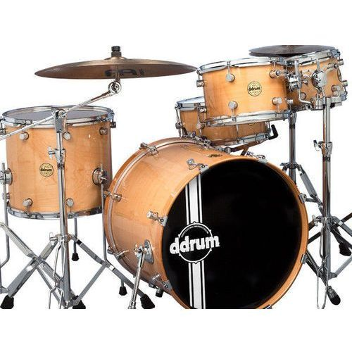 Ddrum paladin maple player natural - akustyczny zestaw perkusyjny
