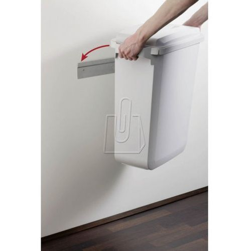 Uchwyt do montażu na ścianie do pojemnika Durabin 60 1801665010, 110232
