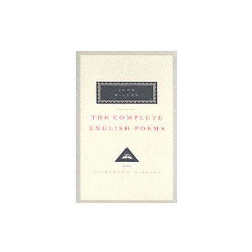 Complete English Poems, Milton, John