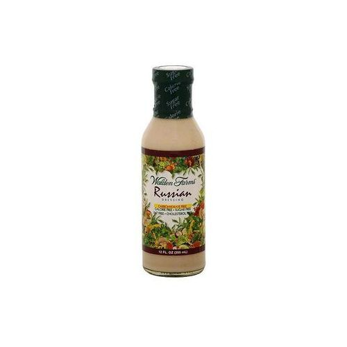 Walden farms salad dressing russian mayo 355ml