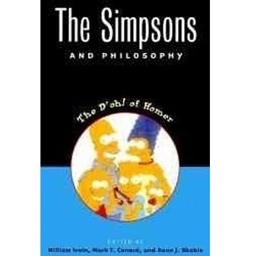 """Simpsons"" and Philosophy"