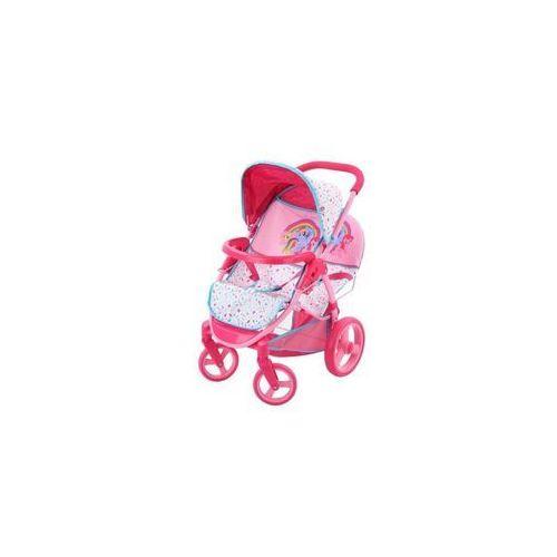 Wózek dla lalek Malibu Duo Little Pony