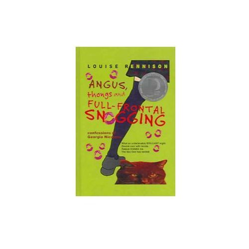 Angus, Thongs, and Full-Frontal Snogging (9780756904593)