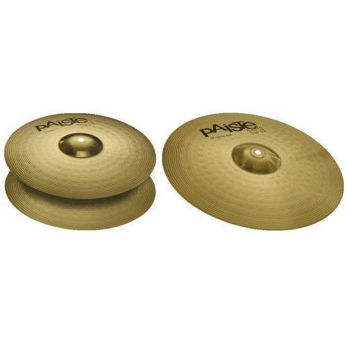 Paiste 101 14″hh 18″cr zestaw talerzy perkusyjnych