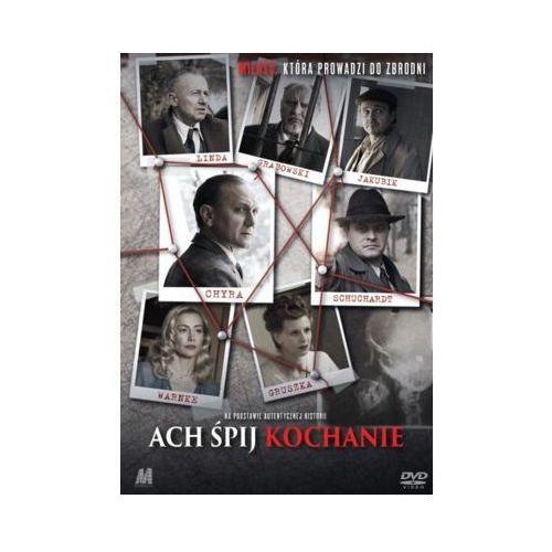 Monolith Ach śpij kochanie (dvd) + książka (9788365736888)