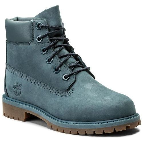 Trapery TIMBERLAND - 6 In Premium Wp Boot A1O8D Orion Blue, 36-39.5