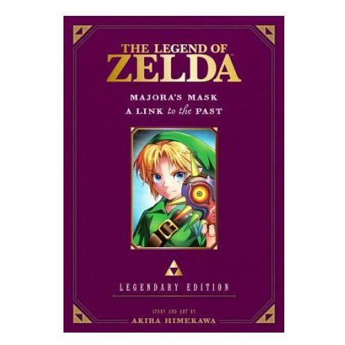 Legend of Zelda: Majora's Mask / A Link to the Past -Legendary Edition-, Himekawa, Akira