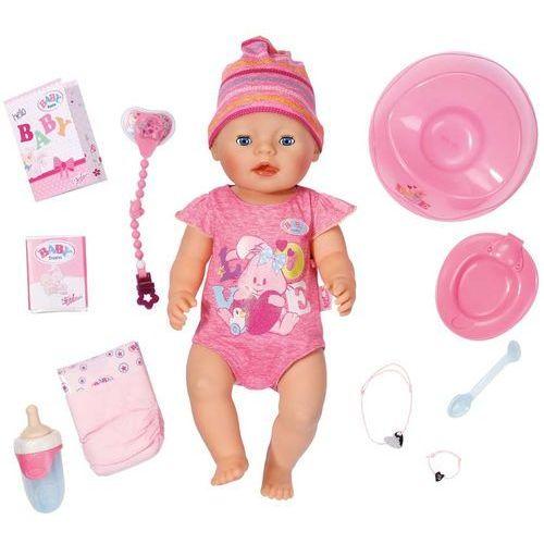 BABY born Lalka interaktywna dziewczynka 822005 - produkt dostępny w Mall.pl