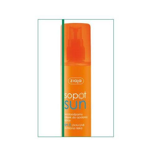 Ziaja sopot sun olejek do opalania spray spf 6 125ml