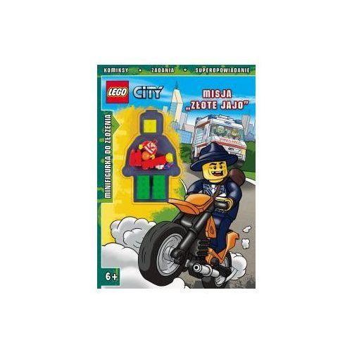 LEGO City. Misja