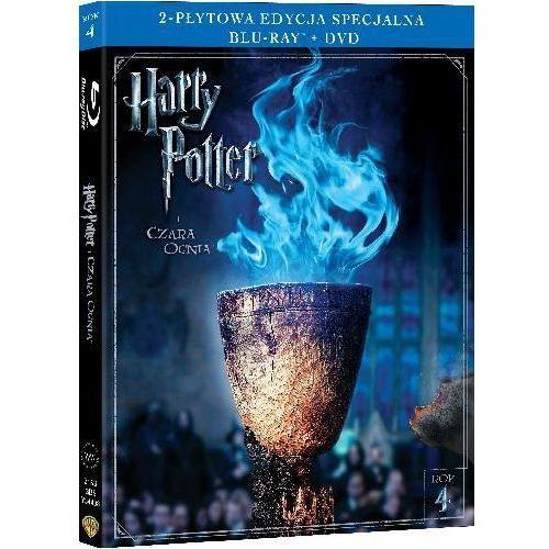 Harry Potter i Czara Ognia, edycja specjalna (2x Blu-Ray) - Mike Newell DARMOWA DOSTAWA KIOSK RUCHU