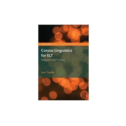 Corpus Linguistics for ELT
