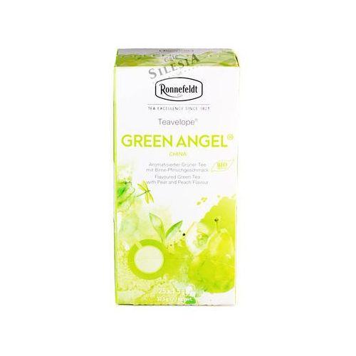 Zielona herbata Ronnefeldt Teavelope Green Angel BIO 25x1,5g (4006465160309)