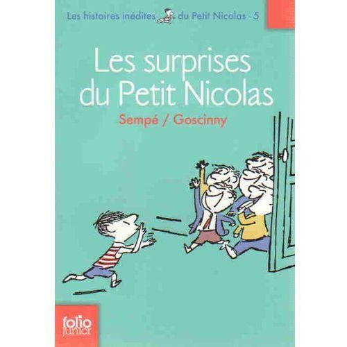 Petit Nicolas Les surprises du Petit Nicolas (9782070619894)