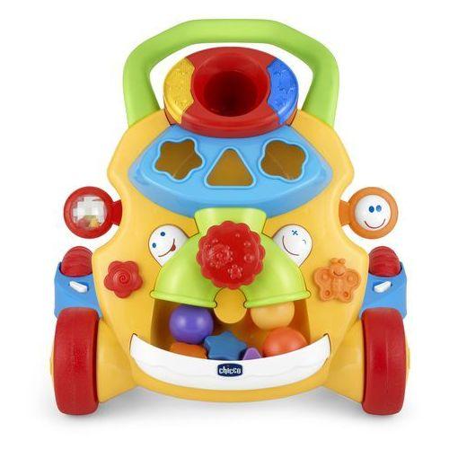 Chicco, grający pchacz, zabawka niemowlęca (pchacz)