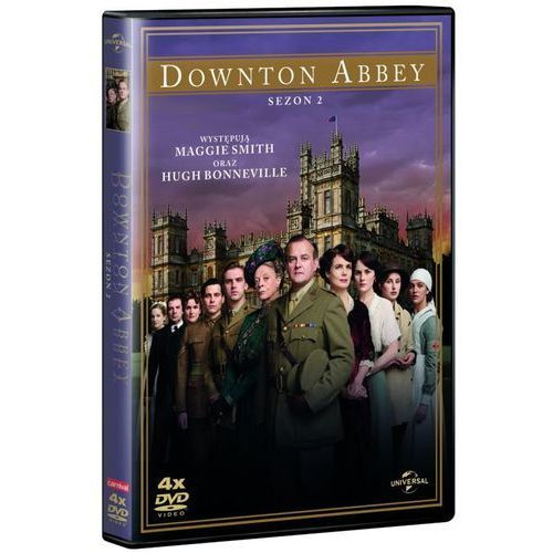 Downton Abbey (sezon 2, 4 DVD)
