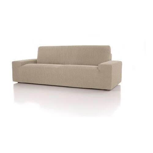Forbyt, Pokrowiec multielastyczny na fotel Cagliari ecru, 70 - 110 cm, 207999