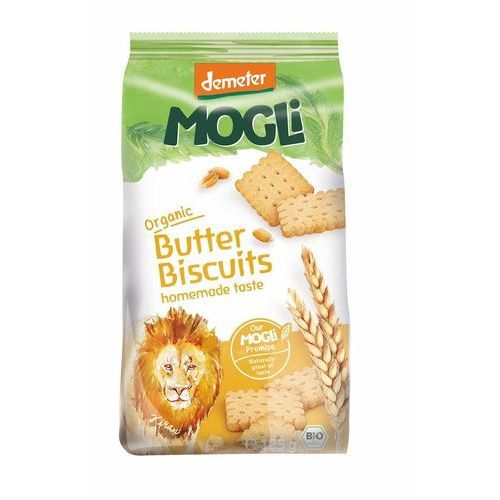 Mogli (moothie owocowe, batony, napoje) Ciasteczka maślane bio 125 g - mogli (4260311981511)