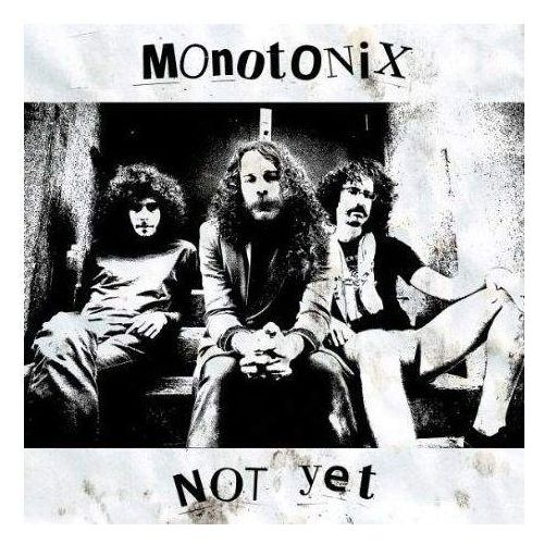 Not Yet - Monotonix (Płyta winylowa)