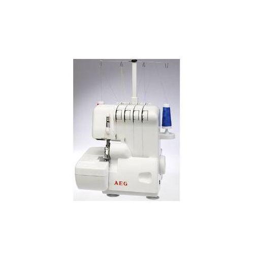 Maszyna do szycia AEG 760 Overlock Biały z kategorii Owerloki