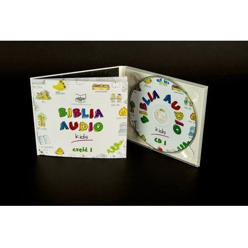 BIBLIA AUDIO KIDS CD 1