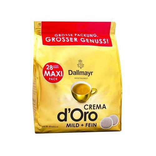 Dallmayr crema d'oro mild & fein senseo pads 28 szt.
