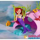 Towar  Lalka Evi Syrenka w podwodnym Domku ze Zjeżdżalnią 3lata+ 5731148 z kategorii domki dla lalek