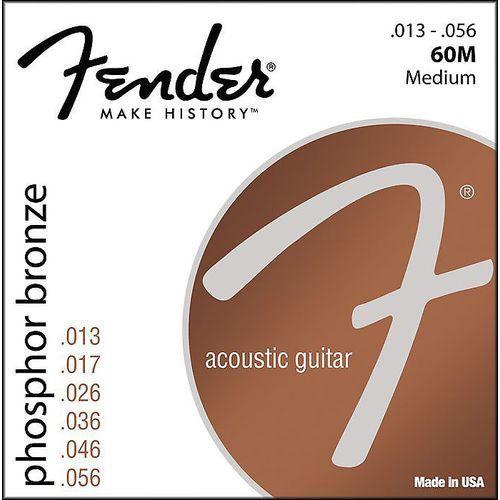 60m phosphor bronze 13-56 marki Fender