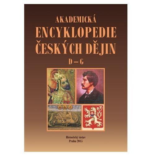 Akademická encyklopedie českých dějin IV. Eva Doležalová (9788072862689)