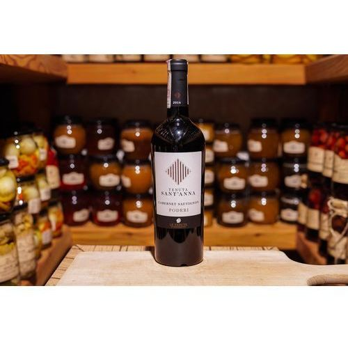 Wino czerwone tenuta sant'anna cabernet savignon marki Fattorie del duca włoskie delikatesy