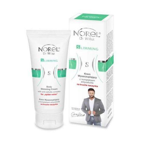 Norel (dr wilsz) body care body slimming cream with anti cellulite complex for easy brake capillaries krem wyszczuplający z kompleksem kompleksem antycellulit na kruche naczynka (db079)