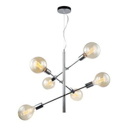 Madalyn lampa wisząca 6-punktowa chrom mdm3582/6 ch marki Italux