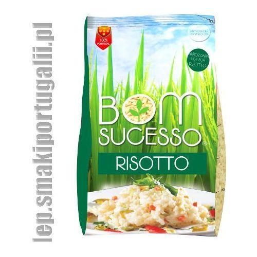 Ryż do risotto odmiana arboreo 1kg marki Bom sucesso