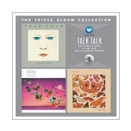Triple Album Collection - Talk Talk (Płyta CD) (0825646184040)