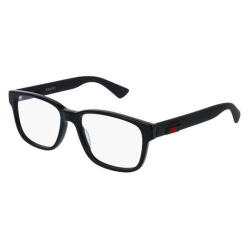 Okulary korekcyjne gg0011o 001 marki Gucci
