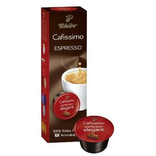 Kapsuły TCHIBO Cafissimo Espresso 100% Arabica