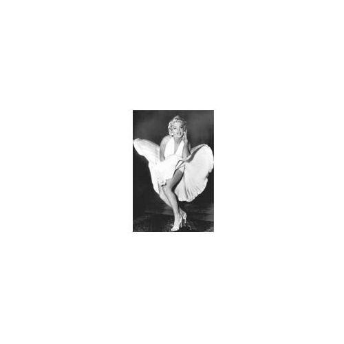 Marilyn monroe legenda słomiany wdowiec - plakat marki Galeria