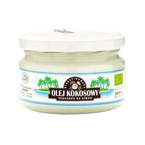 Olej kokosowy bio 200ml marki Aura herbals