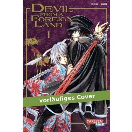 Devil from a foreign Land. Bd.1