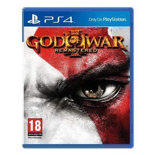 God of War III Remastered (PS4)