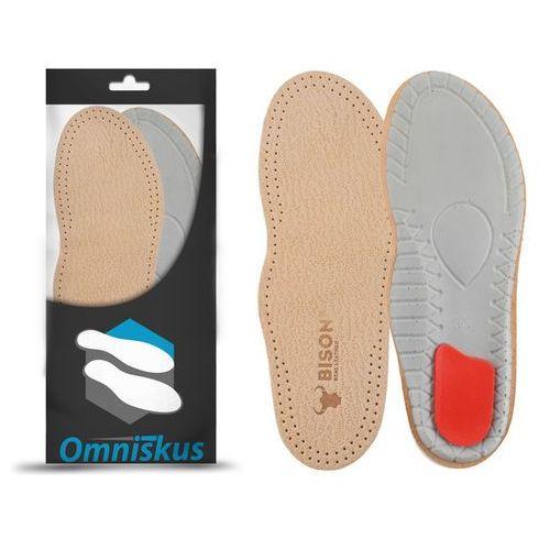 Skórzane wkładki do butów dopasowane do stopy