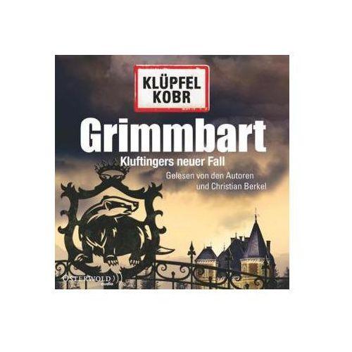 Klüpfel, volker Grimmbart, 12 audio-cds (9783869522302)