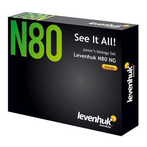 Zestaw preparatów Levenhuk N80