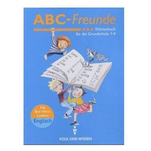ABC-Freunde, Wörterbuch für die Grundschule Klasse 1-4 (9783061017927)