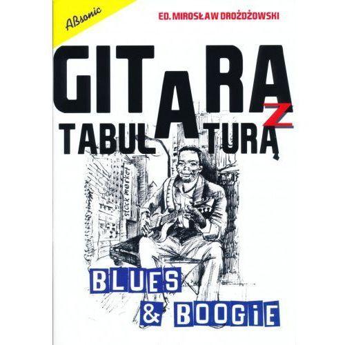 drożdżowski mirosław ″gitara z tabulaturą blues & boogie″ książka marki An