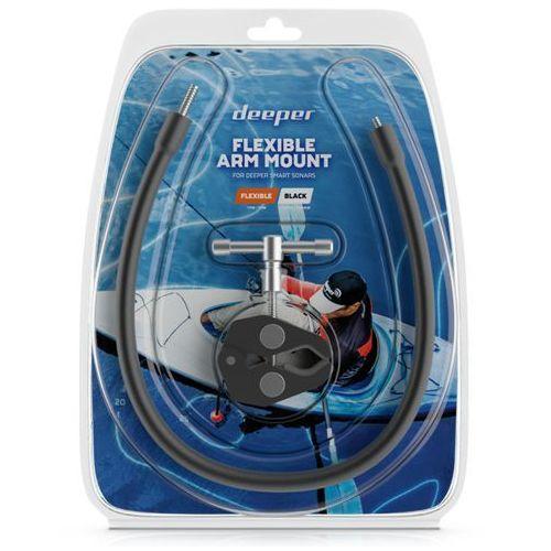 smart fishfinder - elastyczny uchwyt mocujący marki Deeper