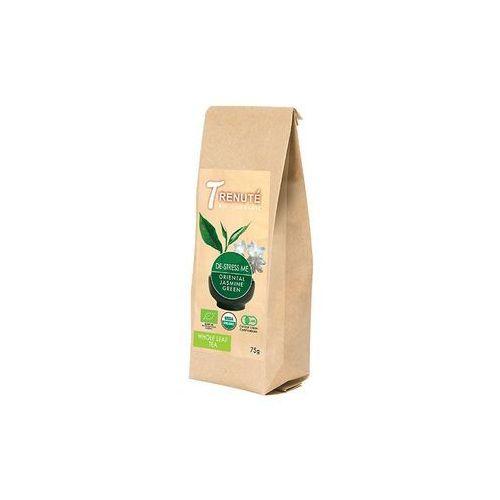 T'renute (herbaty) Herbata zielona z jaśminem de-stress me bio 75 g - t renute