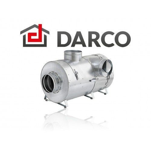 Zestaw nawiewny (turbina z bypassem i filtrem) ECO 125mm, 340m3/h (BANANeco1)